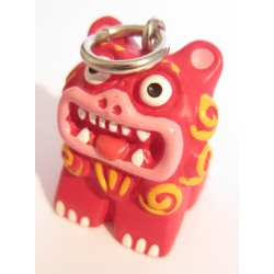 Porte-clé Yoshi rouge